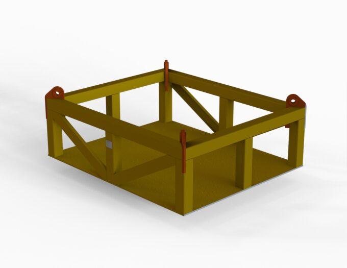 Løfterammer - Subsea Baskets - eSubsea