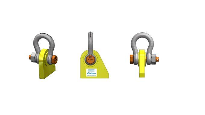 Padeye og løftepunkt design - eSubsea