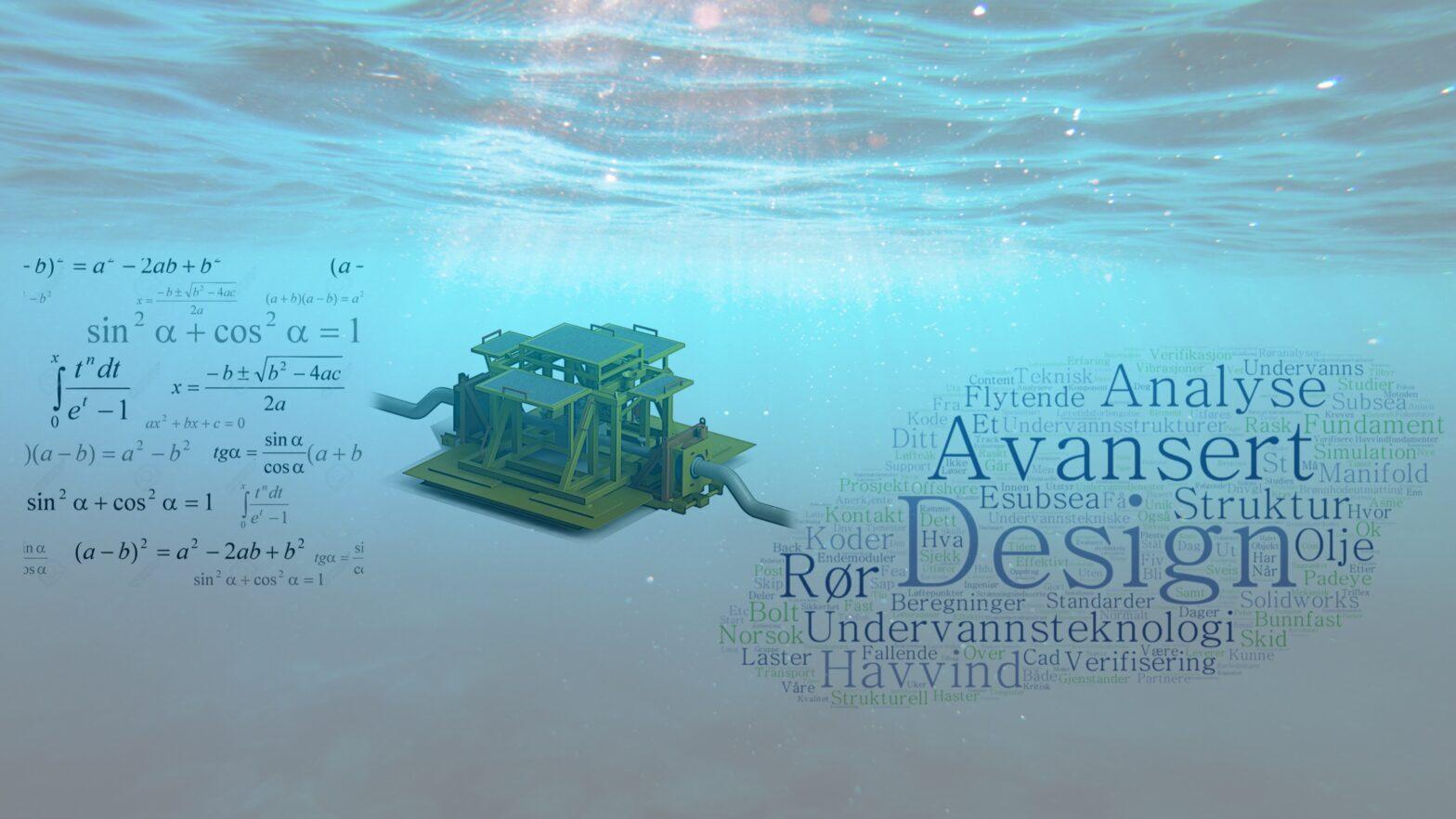 Lagring av Hydrogen og Ammoniakk under Vann