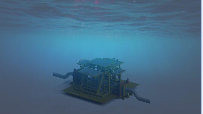 Undervannsstrukturer - eSubsea